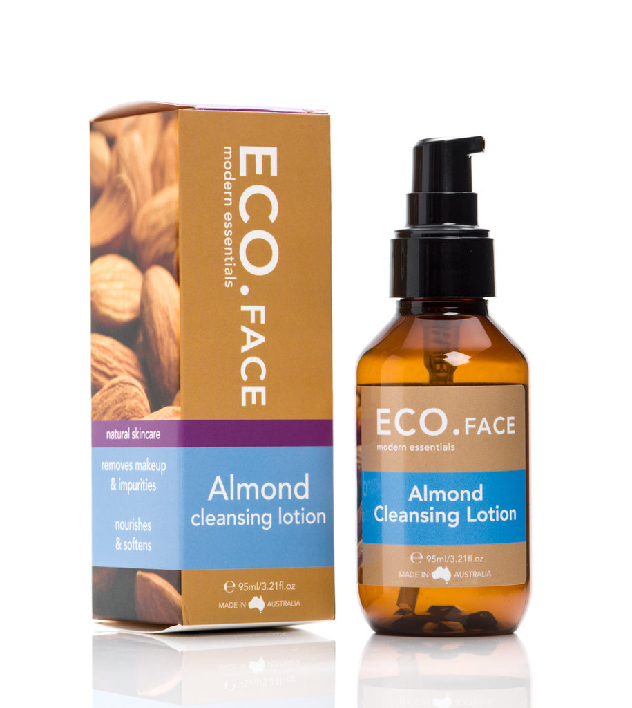 ECO. 杏仁潔面乳 | Face Almond Cleanser