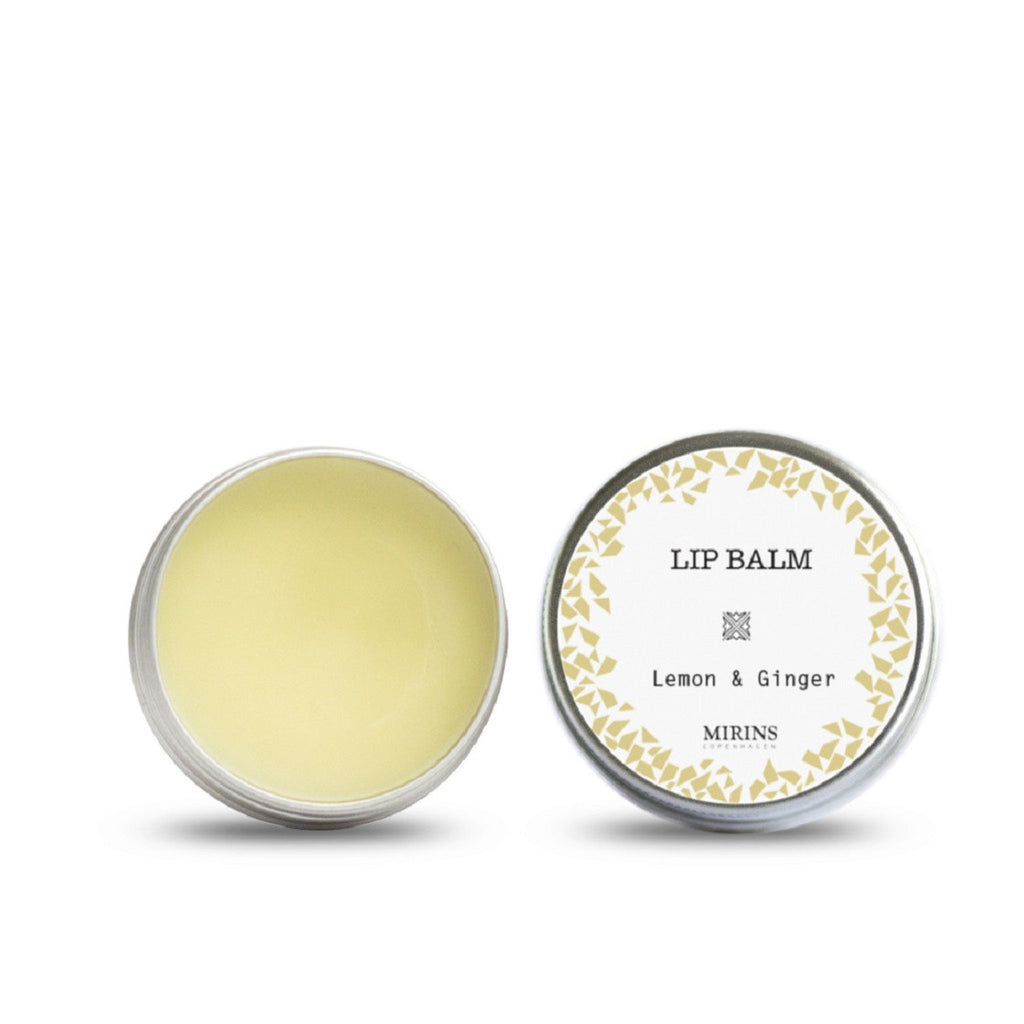護唇膏 - 檸檬與薑 | Lip Balm - Lemon and Ginger