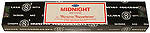 Midnight Nag Champa 15 Gram Incense Sticks