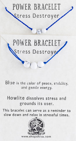 Stress Destroyer Power Bracelet