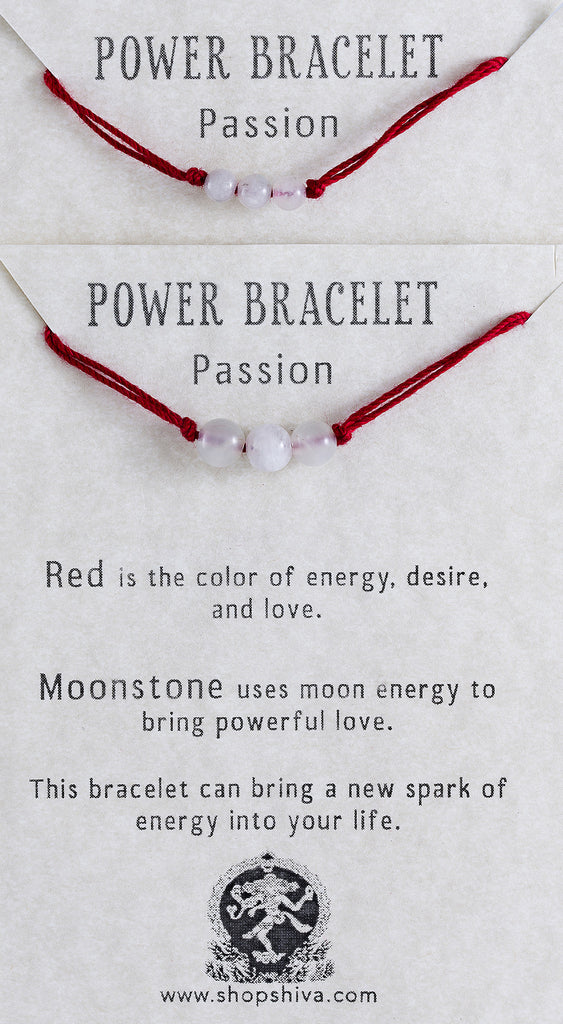 Passion Power Bracelet