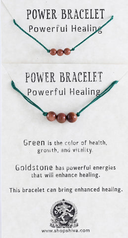 Powerful Healing Power Bracelet