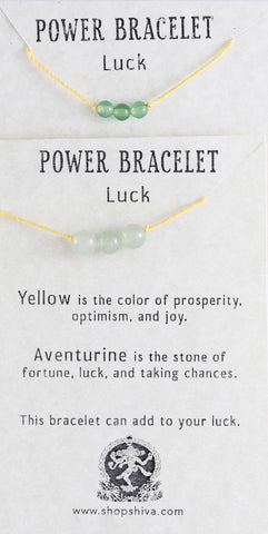 Luck Power Bracelet