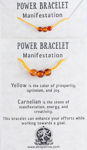Manifestation Power Bracelet