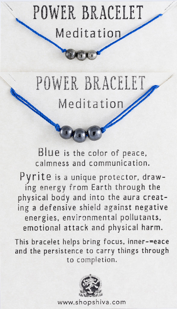 Meditation Power Bracelet