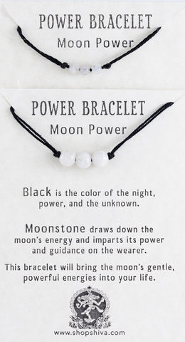 Moon Power Power Bracelet