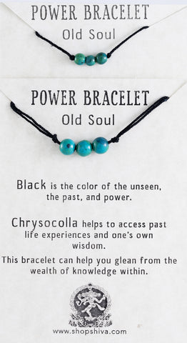 Old Soul Power Bracelet