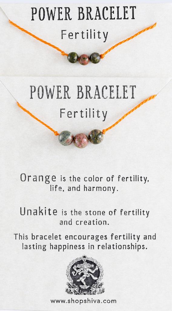 Fertility Power Bracelet