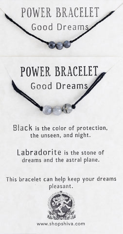 Good Dreams Power Bracelet