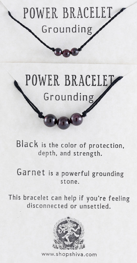 Grounding Power Bracelet