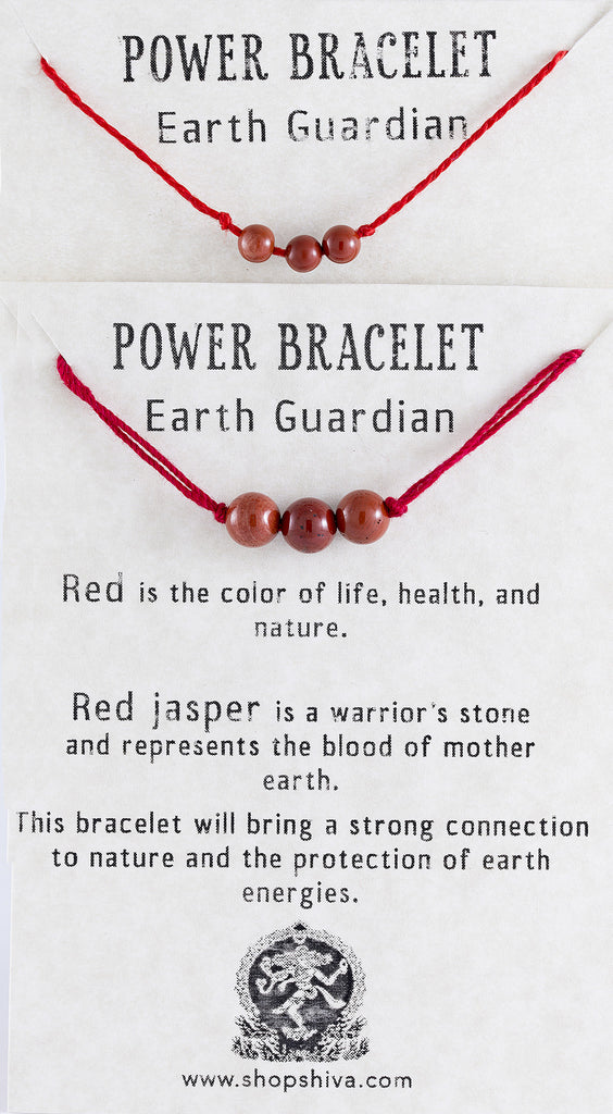 Earth Guardian Power Bracelet