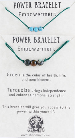 Empowerment Power Bracelet
