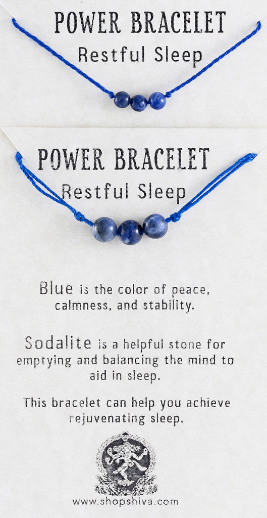 Restful Sleep Power Bracelet