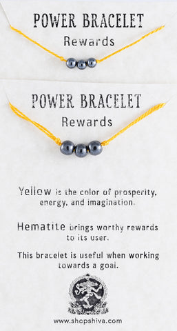 Rewards Power Bracelet