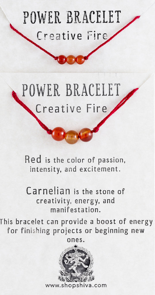 Creative Fire Power Bracelet