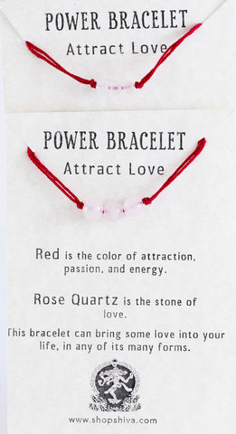 Attract Love Power Bracelet