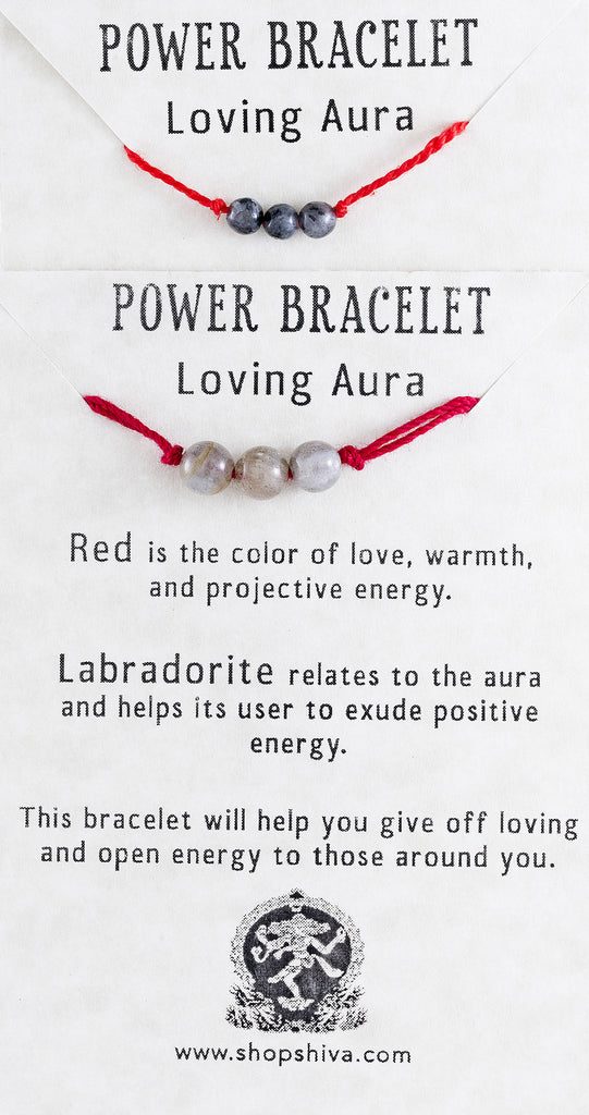 Loving Aura Power Bracelet