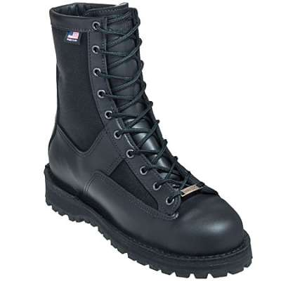 Danner Waterproof Military Boots Composite Toe Black