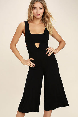 black jumpsuit made in usa