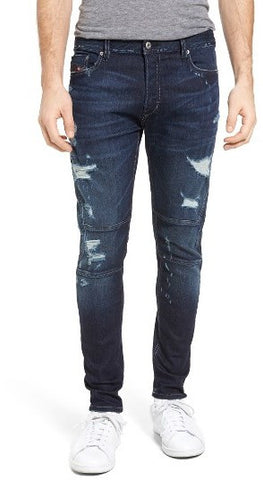 t ride skinny fit moto jeans made in the usa