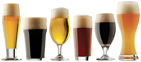 craft beer glasses made in usa
