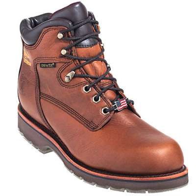 chippewa waterproof work boots made in usa