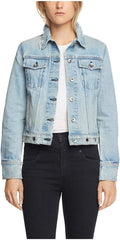 light denim womens jacket made in usa