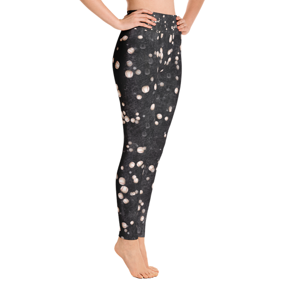 Baseball Yoga Leggings - Cinnia Boutique