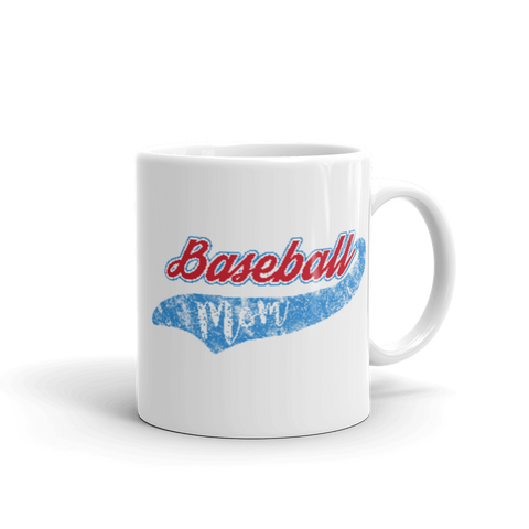 Baseball Mom Mug - Cinnia Boutique