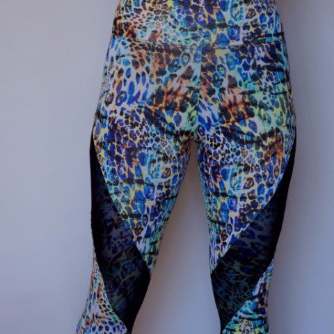Leona Leggings with Cuts