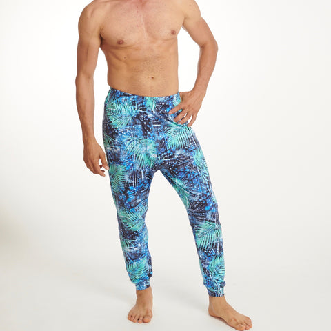 Galaxy Men String Shorts