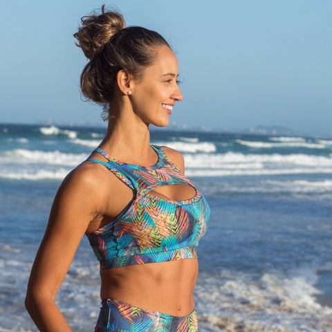 Feather Sports Bra