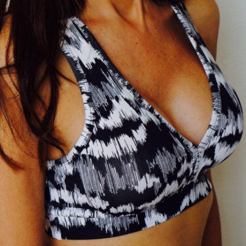 Light Ray Sports Bra