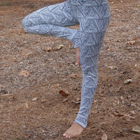 Triangule Stirrup Leggings