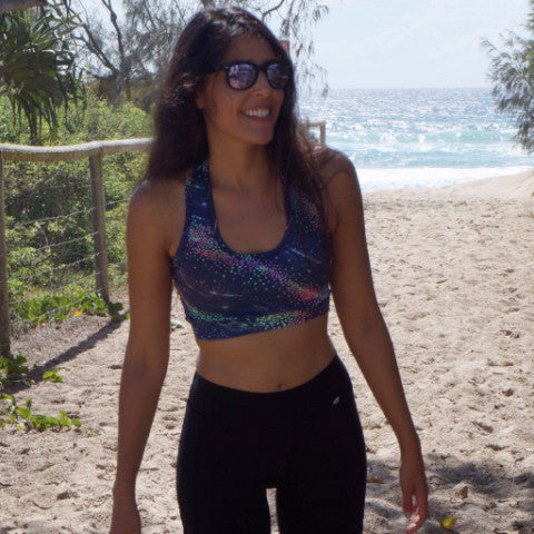 Constellation Sports Bra