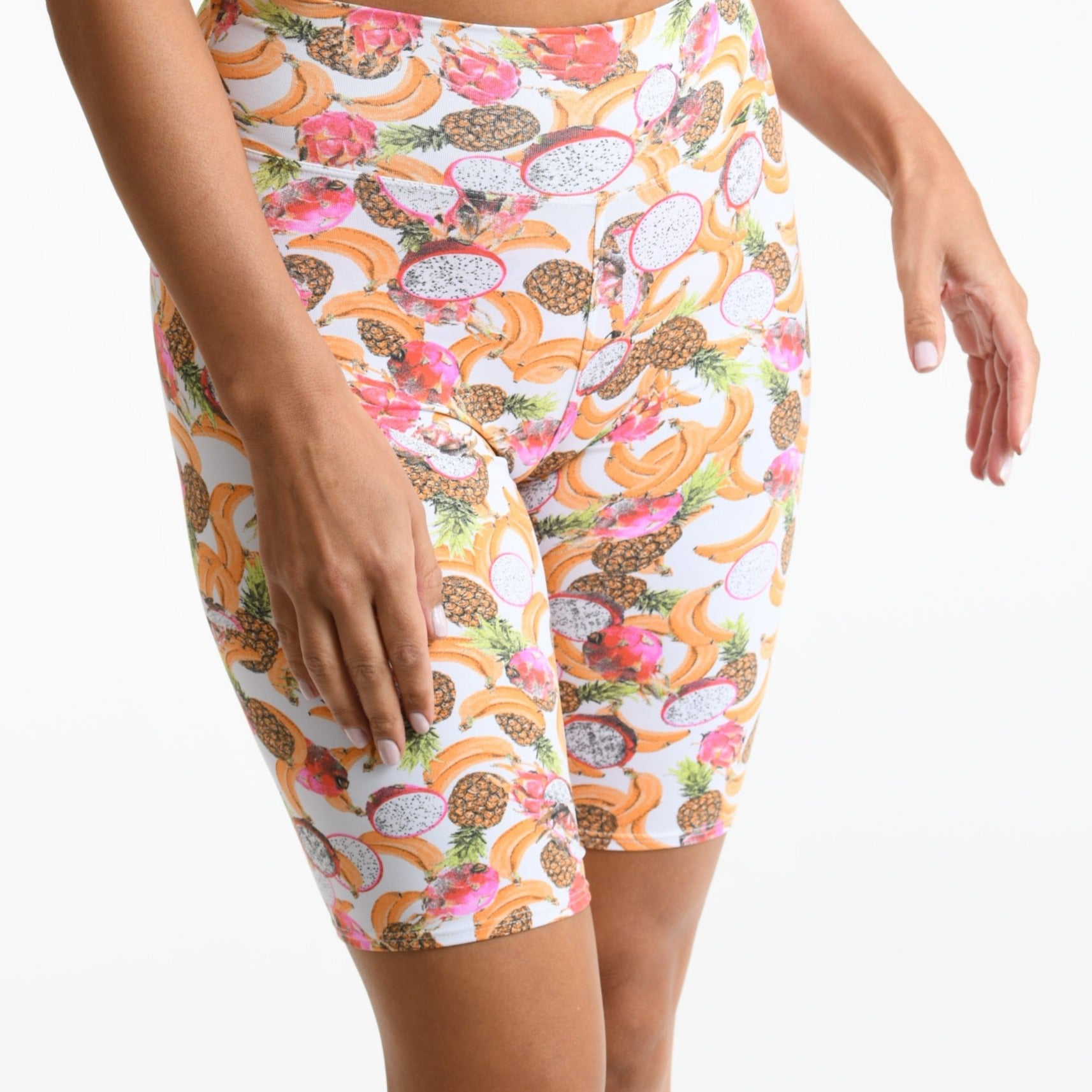 Tropical Fruits Shorts