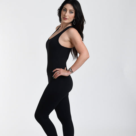 Black Tourmaline Jumpsuit
