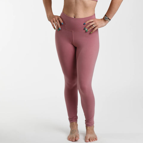 High Waisted Crossed Back Supplex Leggings