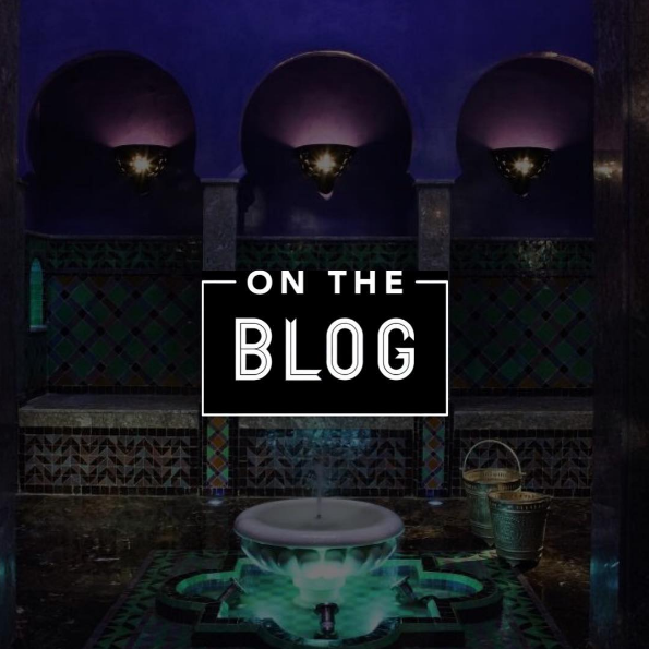 The Traditional Ritual of a Moroccan Hammam