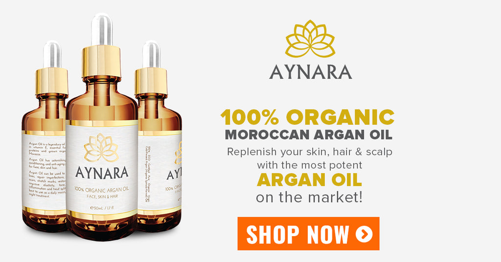 Aynara Pure Organic Argan Oil Shop Now