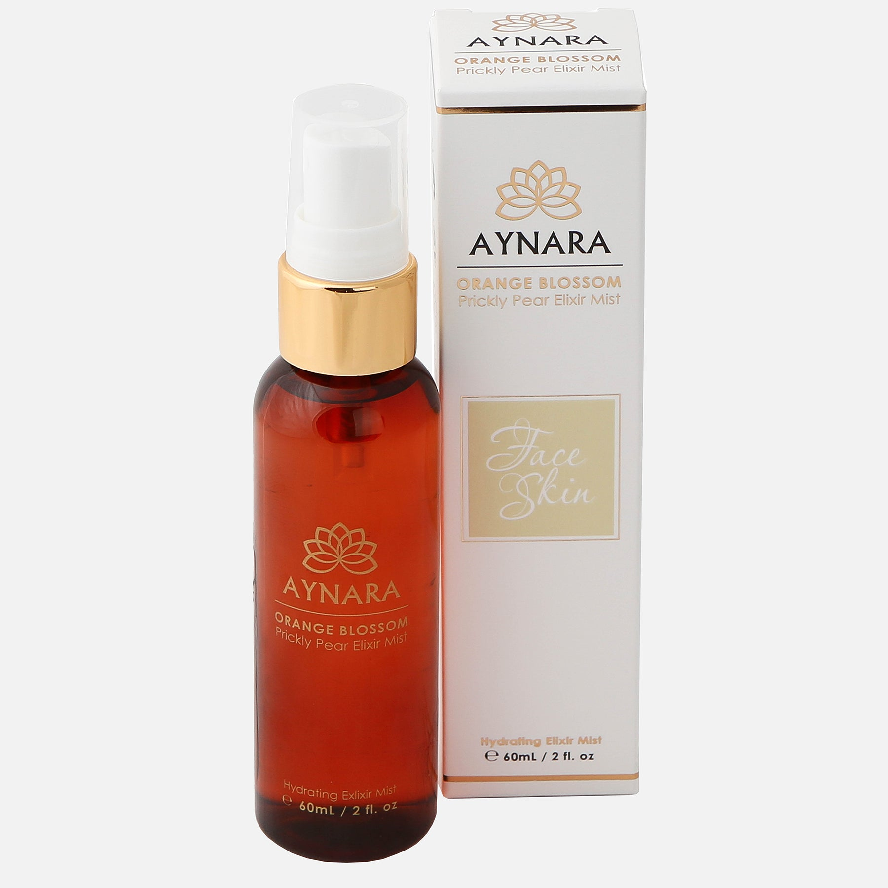 Argan Orange Blossom Elixir Mist