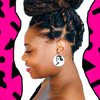 Black Out- Ladies First Earrings