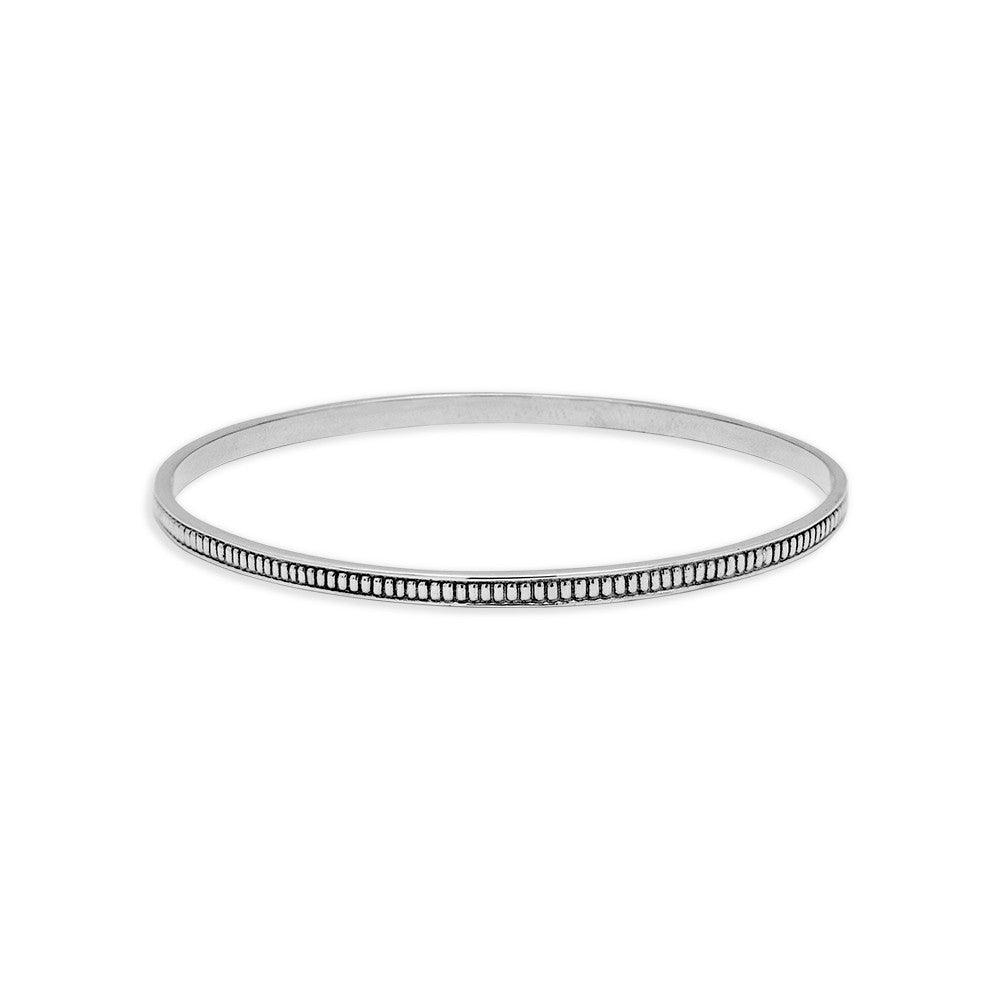 Pebbles Path Bangle