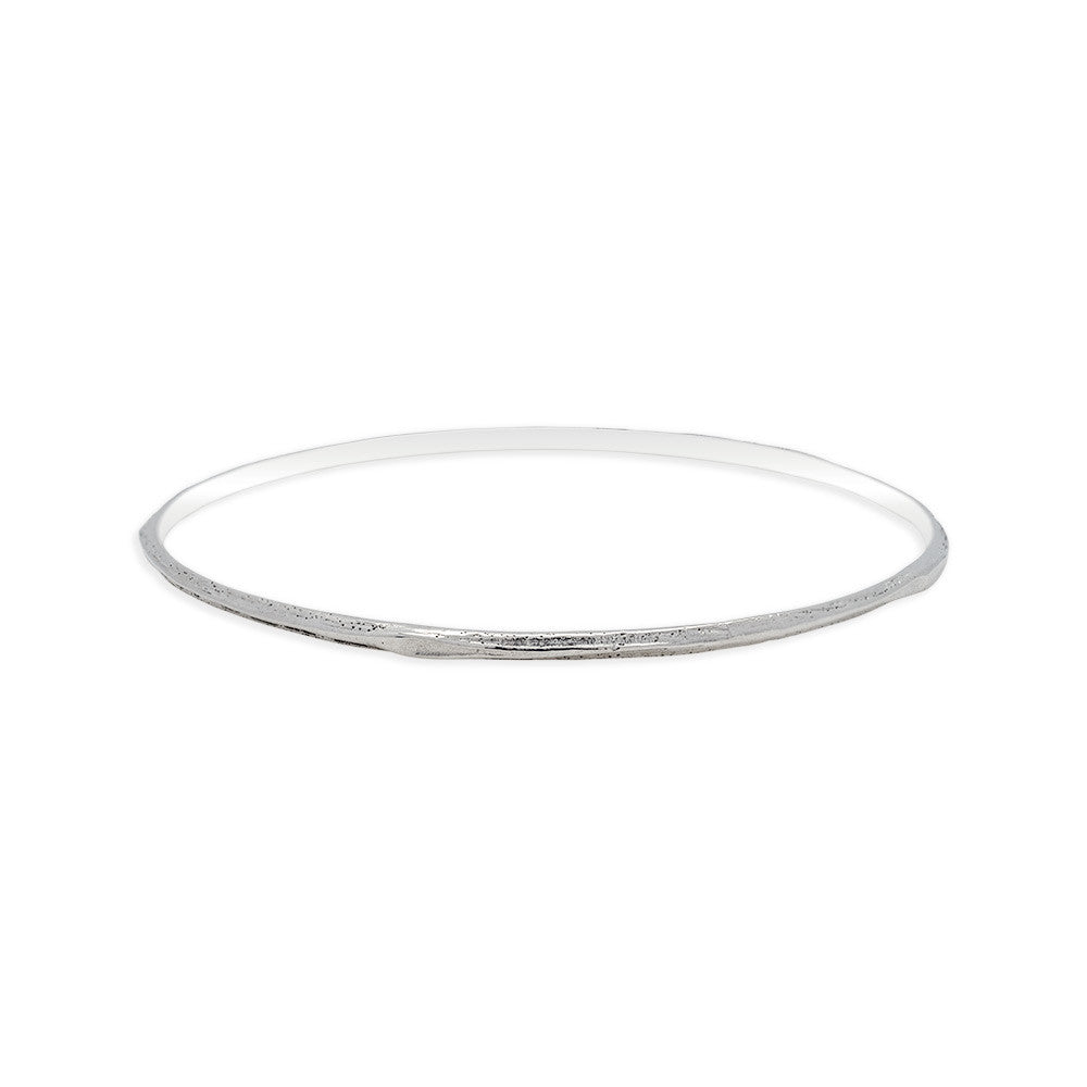 Pinstripe Stack Bangle