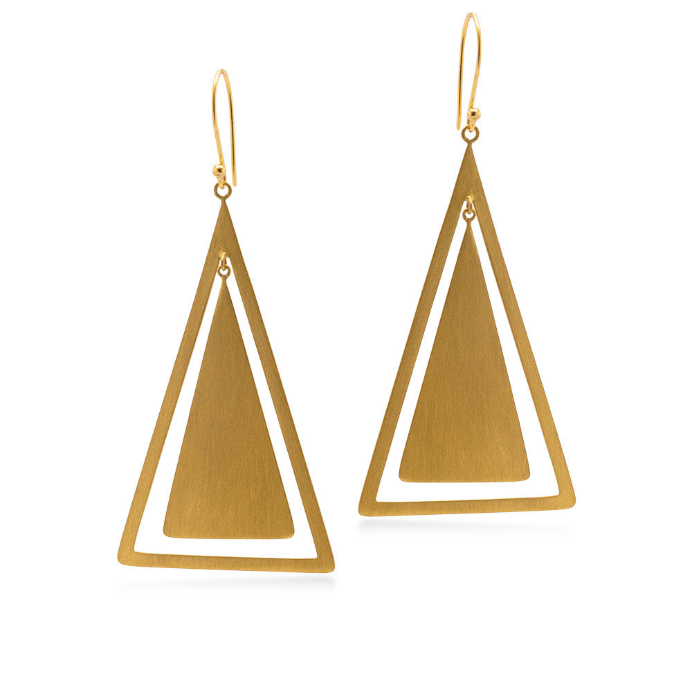 Equilateral Earring