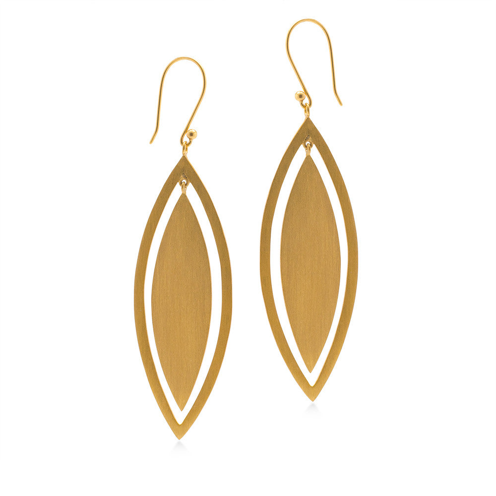 Ellipsoid Earring