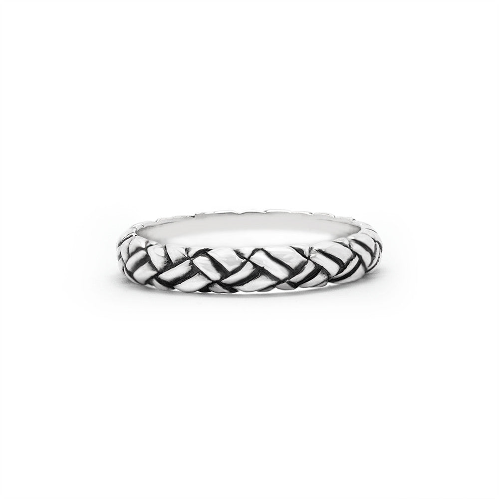 Woven Stack Ring