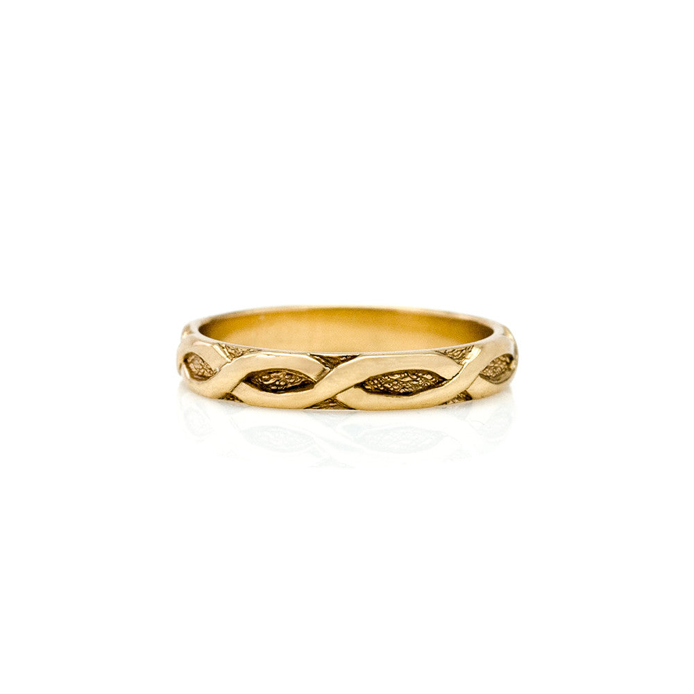 Celtic Stack Ring
