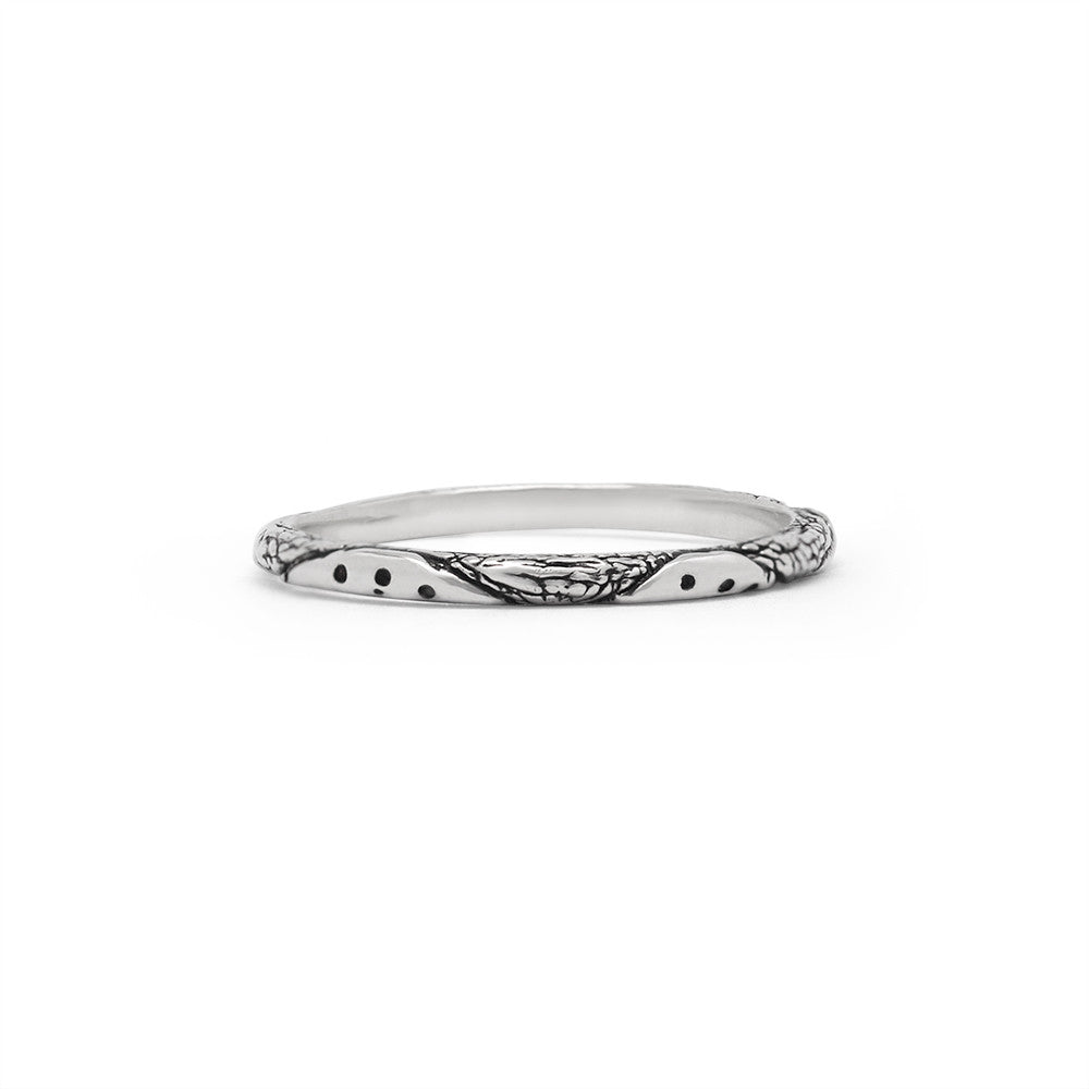 Cartouche Stack Ring