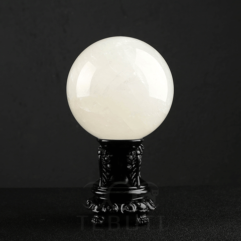 Natural Calcite Crystal Ball – Tebuti